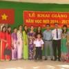 Khai giảng năm học mới 2016-2017
